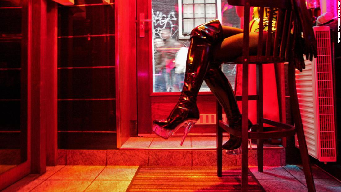Amsterdam's red-light district: What it's like to live there