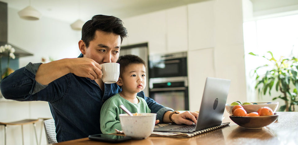 How to help children with online learning