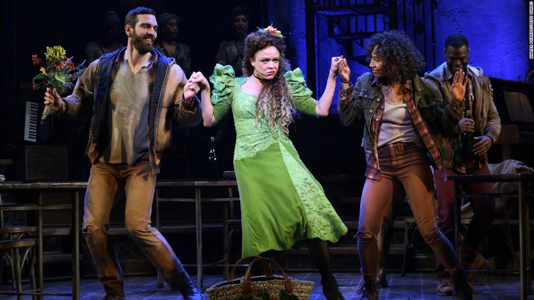 Broadway shows are back, but different from before